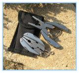 Mini trousseau de clés extérieur de pinces d'outil