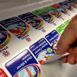 El vinilo de la etiqueta engomada arma el trazador de gráficos del corte del papel de escritura de la etiqueta