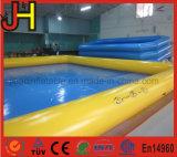 Kundenspezifischer aufblasbarer Swimmingpool für Verkauf