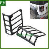 Wrangler nero della jeep di misure degli accessori dell'automobile del coperchio dell'indicatore luminoso posteriore