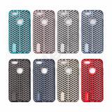 Wärmeableitung-rückseitiger Deckel-Fall für iPhone 7