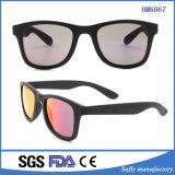 Der 2017 Klassiker-Strahl-Modell-Rahmen fügen Gummifarbanstrich PC Sonnenbrillen hinzu