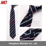 Cravate personnalisée en soie de soie de mode