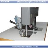 De niet-geweven Ultrasone Naaimachine van Stoffen