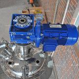 Réservoir émulsionnant crème de vide électrique de chauffage d'acier inoxydable avec la pompe émulsionnante