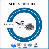 Esfera de aço inoxidável contínua da fonte do fabricante de China