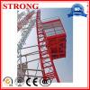 Doppio elevatore della costruzione delle gabbie Sc200 nuovo o utilizzato