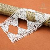 上等カラーレースのかぎ針編みのレースのためのより多くの様式を卸し売りしなさい