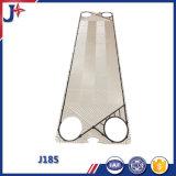 Sostituire il piatto di Apv J185 per lo scambiatore di calore del piatto con Ss304/Ss316L fatto in Cina