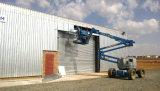 Edificio prefabricado ensamblado de la vertiente de la estructura de acero