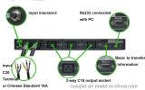 Interruptor de Transferência Automática Industrial Monofásico Msts-30A 240VAC 2 Pole