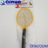 Swatter de 2017 da venda D da bateria seca moscas internas quentes/mosquito