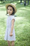 100% algodón verano Los niños vestidos para niñas