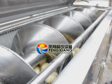 Lxtp-3000カブのタロイモのウコンの高容量の洗浄の皮機械