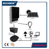 contrôleur solaire de charge de 45A/60A avec la configuration de MPPT, appliquée au système d'alimentation solaire