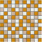 La teja de mosaico / mosaico de piedra de alfombras / mosaico de la pared de piedra