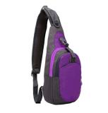 Sac durable de sac à dos de mode pour l'école, ordinateur portatif, augmentant, course