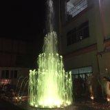 Fontaine d'eau d'intérieur ou extérieure de danse de musique utilisée pour le jardin/fontaine de jardin
