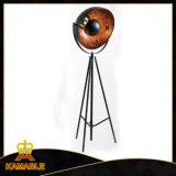 De Matte Zwarte Staand lamp van uitstekende kwaliteit van het Metaal (Ka-f17-097)