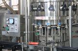 L'eau gazéifiée industrielle de soude l'embouteillage de la machine de remplissage
