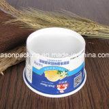 Copo descartável do gelado do papel da bacia de papel de recipientes de papel de gelado/gelado