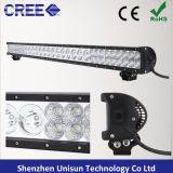 12V는 13.5inch 76W 크리 사람 결합 LED 표시등 막대를 방수 처리한다