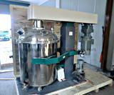 Dispersing coaxial Mixer com Scraper