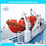 어선 사용 GRP 구명정 구조 배