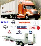 Truck Brake Parts for DAF, SCANIA,D-C, BPM, SAF, EFR, MAN