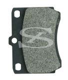 車(XSBP004)のための自動陶磁器ブレーキパッド