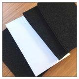 Zwart Schuim NBR/PVC met Kleefstof