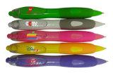 OEM-дизайна рекламных резиновые шариковой ручки