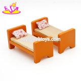 Лучший дизайн детей Деревянные принадлежности Dollhouse W06b057