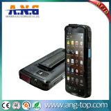 C7s Android 2D de bolsillo PDA Escáner de códigos de barras Lector RFID