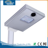 8W All in One Outdoor LED intégrée Rue lumière solaire