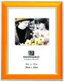 Cadre photo PVC (L019-Orange)