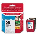 Cartuccia di inchiostro compatibile di colore per l'HP C6658a