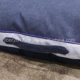 محبوب شريكات زرقاء كلب سرير حصيرة فراش