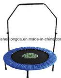 Produit chaud : équipement de fitness Mini-trampoline avec poignée