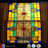 Glass Church / Stained Glass / vidrio del color