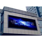 3G WiFi P10 visualizzazione di LED di pubblicità di P8/fronte doppio esterno video/segno di apertura della parte anteriore colore completo