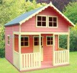 Maison de théâtre en bois extérieure (QZW1032)