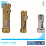 Балансировка нагрузки клапана с помощью расходомера
