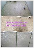Revestimento de paredes e telhados OSB painéis de materiais de construção
