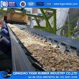 Correia transportadora resistente ao óleo o tapete de transporte para venda de materiais de óleo do Transportador