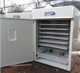 Incubateur automatique industriel prouvé par CE d'oeufs