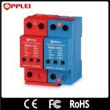 Relámpago del sistema eléctrico de baja tensión protector contra sobretensiones de CA de intercepción de