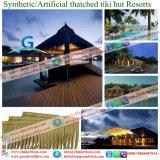 Синтетические строительные материалы толя Thatch на гостиница курортов 41 Гавайских островов Бали Мальдивов