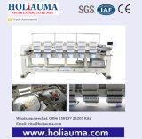 Prijs van de Machine van het Borduurwerk van de Computer van de Doek van 15 Kleur 4 Hoofd Tubulaire GLB van Holiauma de Beste