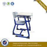 安い単一の学校の机および椅子の木の学校家具(HX-5CH228)